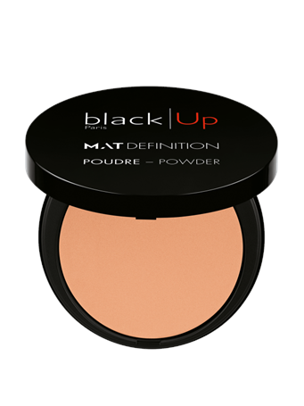 BLACK UP - Mat Definition Universal Powder No-Color