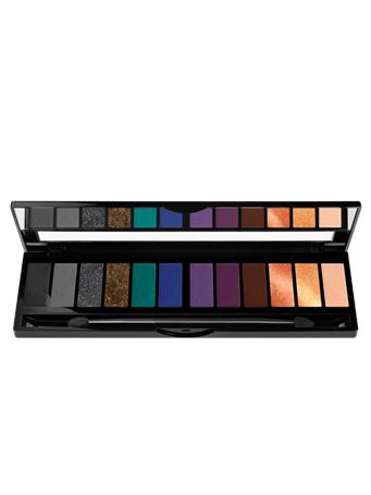 BLACK UP - Smoky 12 Shadow Colour Palette No-Color