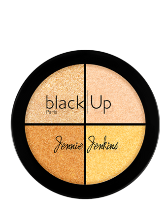 BLACK UP - Highlighting Palette 01