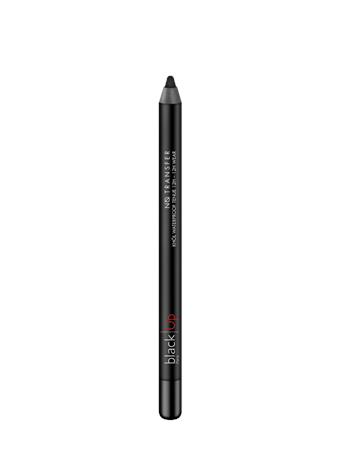 BLACK UP - No Transfer Waterproof Kohl Eyeliner Pencil  01