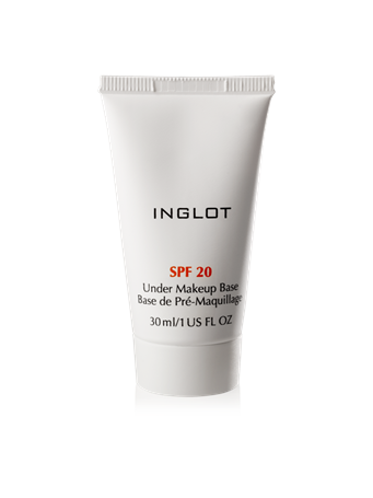INGLOT - Under Makeup Base SPF 20 No Color