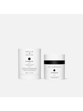 PESTLE & MORTAR - Hydrate Moisturizer No-Color
