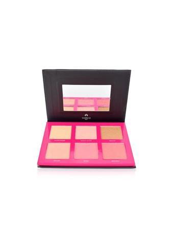 SHAINA B. - Highlight & Blush Palette  No-Color