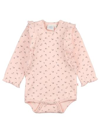 FEETJE - Bodysuit - Love Made Me LIGHT-PINK