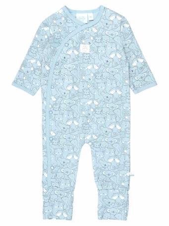 FEETJE - Boy Coverall BLUE GREY