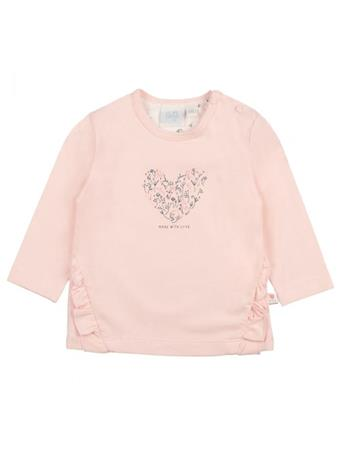 FEETJE - Longsleeve - Love Made Me LIGHT-PINK