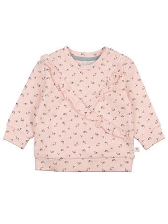 FEETJE - Sweater - Love Made Me LIGHT-PINK