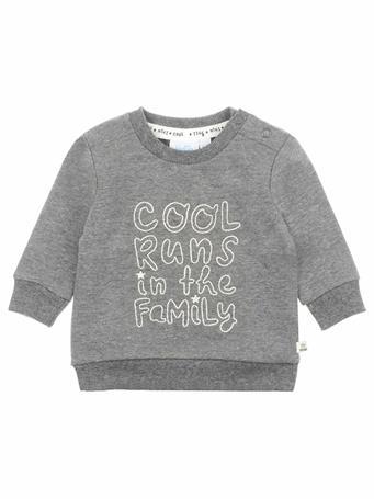 FEETJE - Sweater Cool - Dino GREY