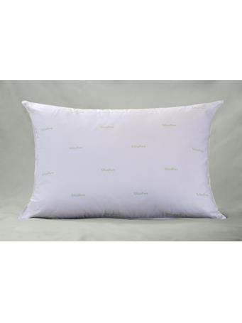 ECOPURE - Cotton Cover Pillow WHITE