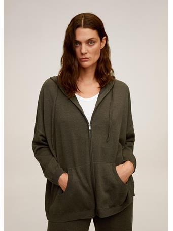 MANGO - Sorrento Sweater MEDIUM BEIGE