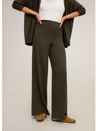 MANGO - Sorrento Trousers MEDIUM-BEIGE