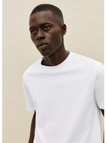 MANGO - Short-sleeve Technical T-shirt WHITE