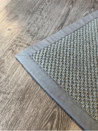 SIGNATURE DESIGN - Sisal Rug - Grey - Multiple sizes GREY