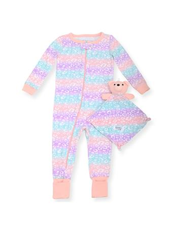 SLEEP ON IT - Coveralls With Ombre Print (12M-24M) NOVELTY