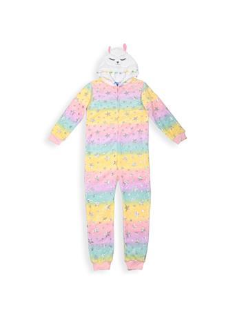SLEEP ON IT - Cute Lamb Sleeper With Hood (7-16) NOVELTY