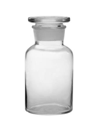 ANCHOR HOCKING - Apothecary Jar - 8oz CLEAR