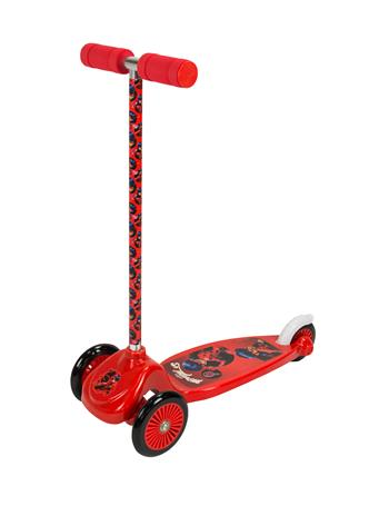MIRACULOUS - Twist & Roll Ladybug Scooter (4-7Y) NOVELTY