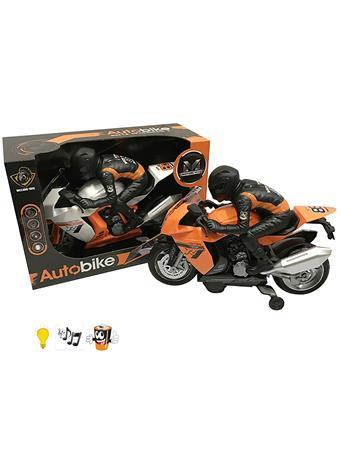 Battery Operated Motor Cycle (4Y+) NOVELTY
