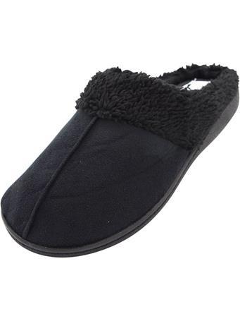 NORTY'S - Mule Slipper BLACK