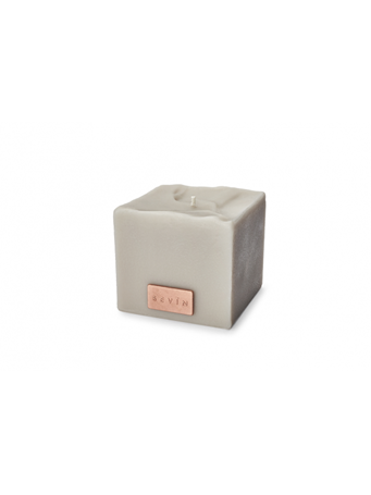 SEVIN LONDON - Fresh Clay Candle - Small NO COLOUR