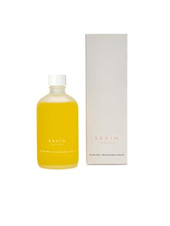 SEVIN LONDON - Porcelain White Face, Body & Hair Oil - 100ML NO COLOUR