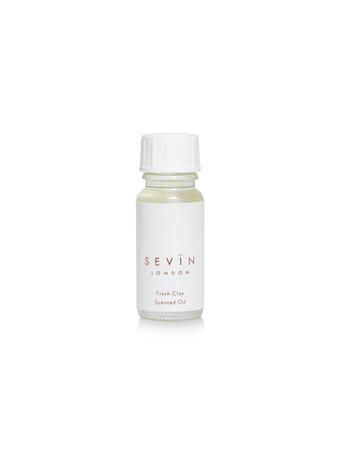 SEVIN LONDON - Scented Oil Fresh Clay - 10ML NO-COLOUR