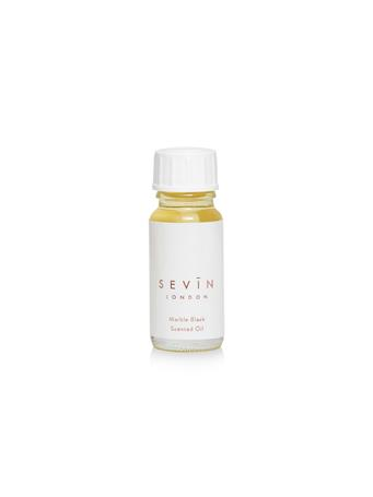 SEVIN LONDON - Scented Oil Marble Black - 10ML NO-COLOUR