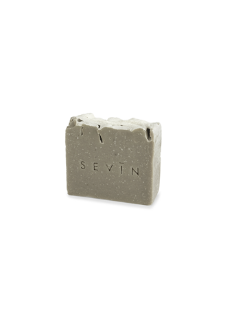 SEVIN LONDON - Fresh Clay Soap  - 120GR NO-COLOUR