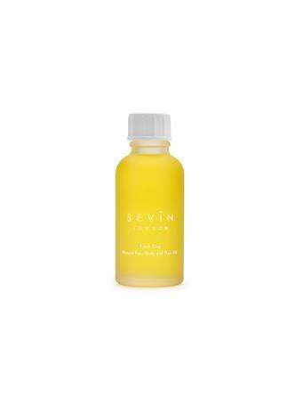 SEVIN LONDON - Fresh Clay Face, Body, & Hair Oil  - 30ML NO-COLOUR