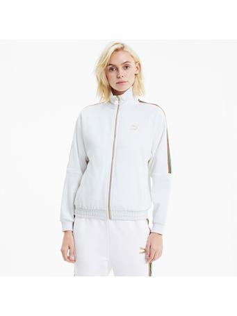 PUMA - Tailored For Sport  Track Jacket WHITE