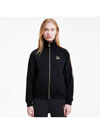 PUMA - Tailored For Sport  Track Jacket BLK/GOLD
