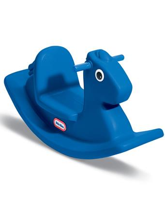 LITTLE TIKES - Rocking Horse Blue NO COLOR