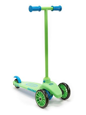 LITTLE TIKES - Learn To Turn Scooter Green Blue NO COLOR