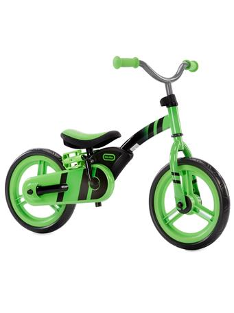 LITTLE TIKES - Balance To Pedal Bike Green NO-COLOR
