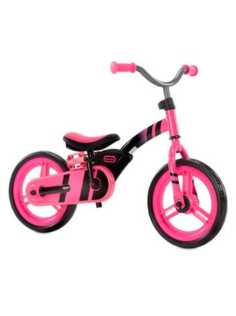 LITTLE TIKES - Balance To Pedal Bike Pink NO-COLOR