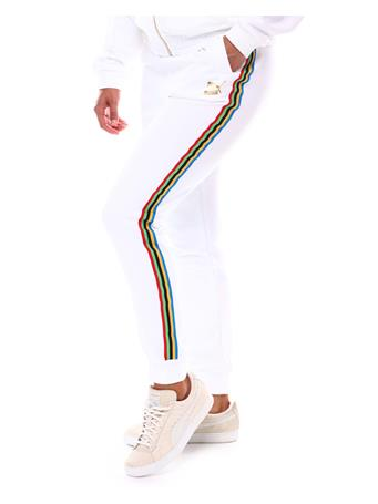 PUMA - Tailored For Sport  Track Pant WHITE