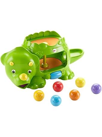 FISHER PRICE - Double Poppin' Dino Green