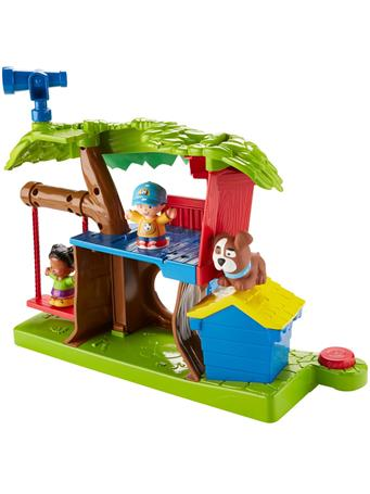 FISHER PRICE - Fisher-Price Little People Swing & Share Treehouse No-Color