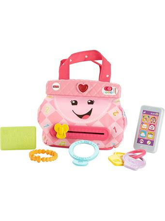 FISHER PRICE - Laugh & Learn My Smart Purse No Color