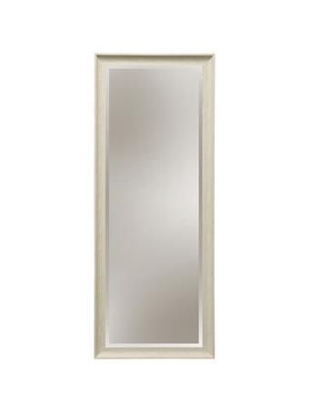 STYLECRAFT - Distressed Wood Mirror BROWN