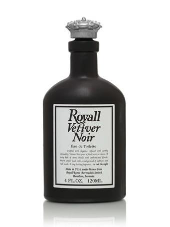 ROYALL LYME OF BERMUDA - Royall Vetiver Noir No-Color