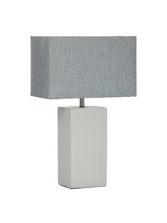 UMA - Gray Table Lamp 23