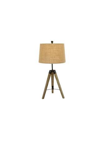 UMA - Tripod Table Lamp 31 BROWN
