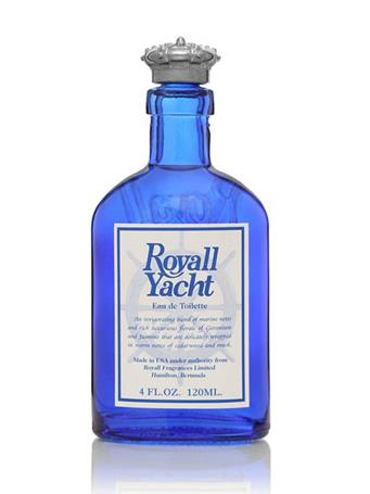 ROYALL LYME OF BERMUDA - Royall Yacht No-Color