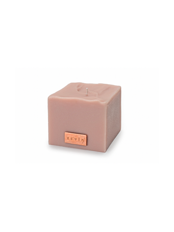 SEVIN LONDON - Coral Clay Candle  NO-COLOUR