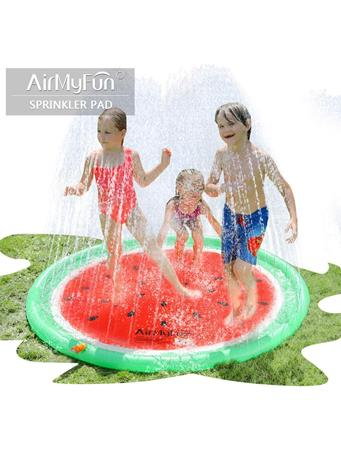 AIR MY FUN - Watermelon Sprinkler Pad RED