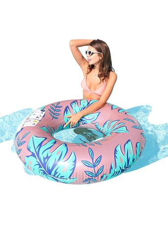 AIR MY FUN - Tropical Swim Ring PINK