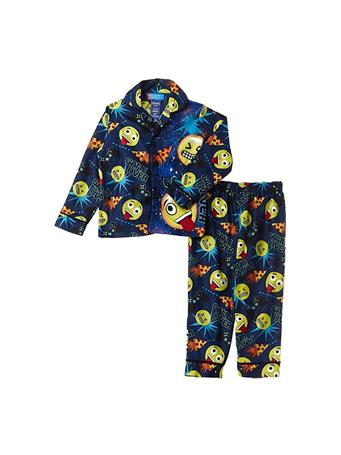 ONLY BOYS - Sleepy Scouts 2 Piece Pajama Set MULTI-NAVY