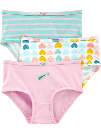 CARTER'S - 3 Pack Cotton Undies NOVELTY