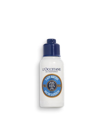 LOCCITANE - Almond Body Milk  (Travel Size - 75ml) No-Color